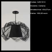 AZ01914 Cellana 45x27cm