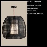 AZ02295 Curious 39x39,5cm