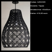 AZ02305 Tapas 45x60cm