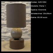 AZ01094 Perla 1 kremine 20x39cm