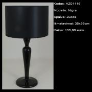 AZ01116 Nigra juoda 35x59cm