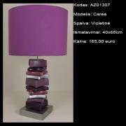 AZ01307 Carea violetine 40x60cm