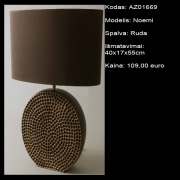 AZ01669 Noemi ruda 40x17x55cm