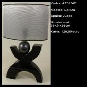 AZ01842 Sakura juoda 35x24x56cm
