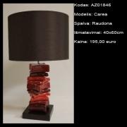 AZ01846 Carea raudona 40x60cm