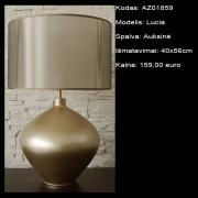 AZ01859 Lucia auksine 40x56cm