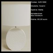 AZ01886 Noemi balta 40x18x55cm