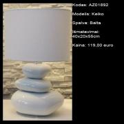 AZ01892 Keiko balta 40x20x55cm