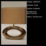 AZ02072 Orea auksine 40x17x47cm