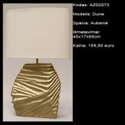 AZ02073 Dune auksine 45x17x65cm
