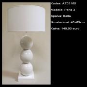 AZ02160 Perla 3 balta 40x69