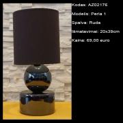 AZ02176 Perla 1 ruda 20x39cm