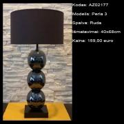 AZ02177 Perla 3 ruda 40x68cm