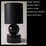 AZ02341 Perla 1 juoda 20x39cm