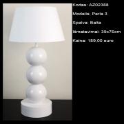 AZ02388 Perla3 balta 39x76cm