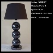 AZ02407 Perla 3 ruda 39x71cm