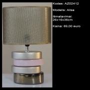 AZ02412 Alisa 26x16x36cm