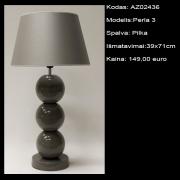 AZ02436 Perla3 pilka 39x71