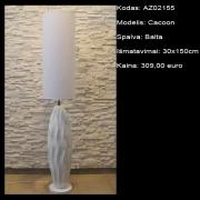 AZ02155 Cacoon balta 30x150cm