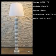 AZ02175 Perla balta 55x170cm