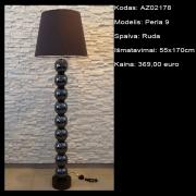 AZ02178 Perla 9 ruda 55x170cm