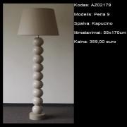 AZ02179 Perla 9 kapucino 55x170cm